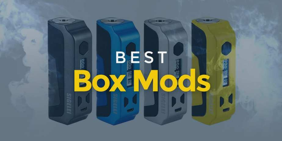 Best Box Mods