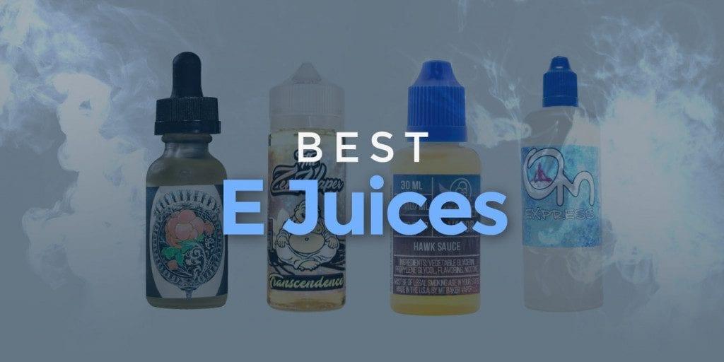 Best Vape Juice & E-Liquid: Reviews | Pricing | Flavors