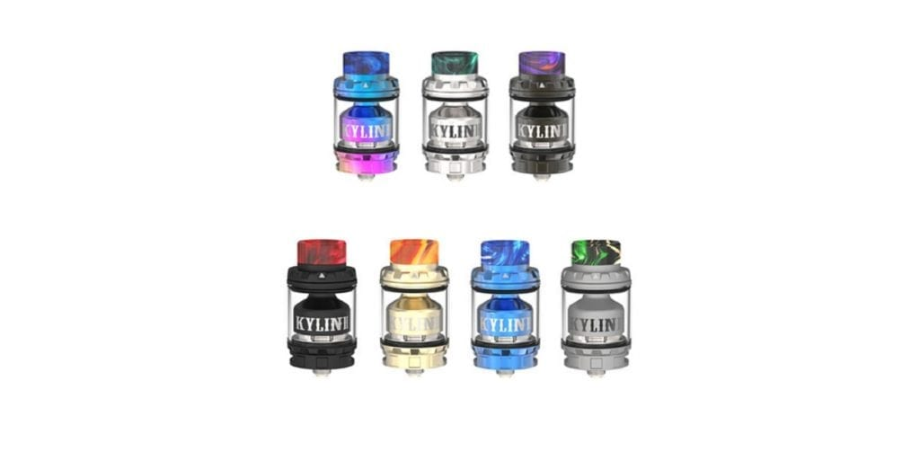 Rebuildable Atomizers: What does RBA, RDA, RTA, RDTA stand for?