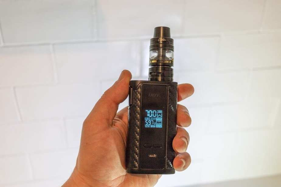 ijoy Captain PD 270 Review
