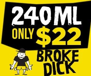 Broke Dick Cyber Monday Sale 2018