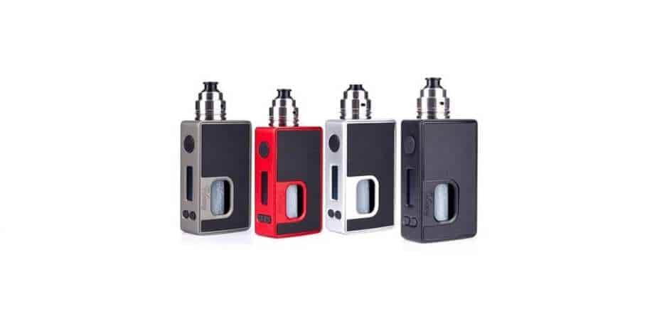 Hotcig RSQ NS Squonk Kit