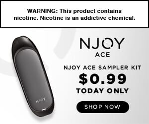 NJOY Black Friday Deals List 2018