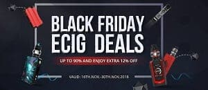 UrVapin Black Friday Deals List 2018