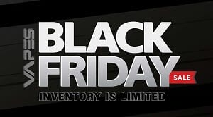 Vapes Black Friday Deals List 2018