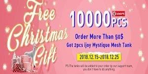 3Avape Christmas Deal List 2018