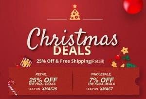 Ave40 Christmas Deal List 2018