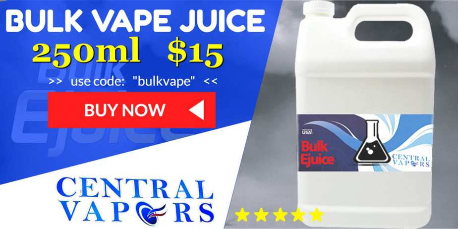 Central vapors discount coupons