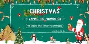 Cvapor New Year Deal List 2019