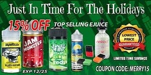 EJuice Connect Christmas Deal List 2018