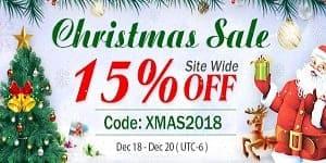 Fasttech Christmas Deal List 2018