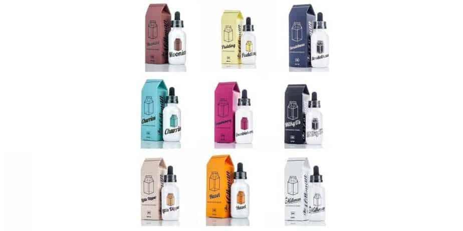 The Milkman E-Liquid Sale 60ml