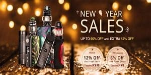 UrVapin New Year Deal List 2019