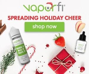 VaporFi Christmas Deal List 2018