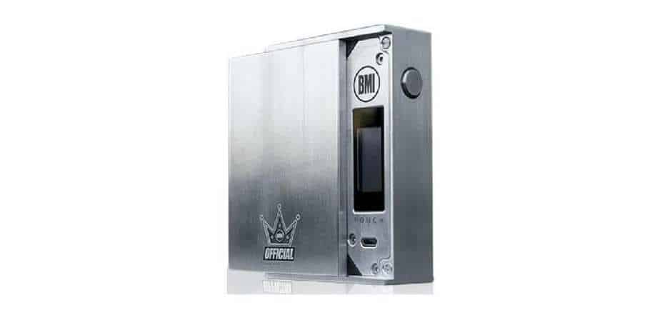 BMI Touch 180w Box Mod