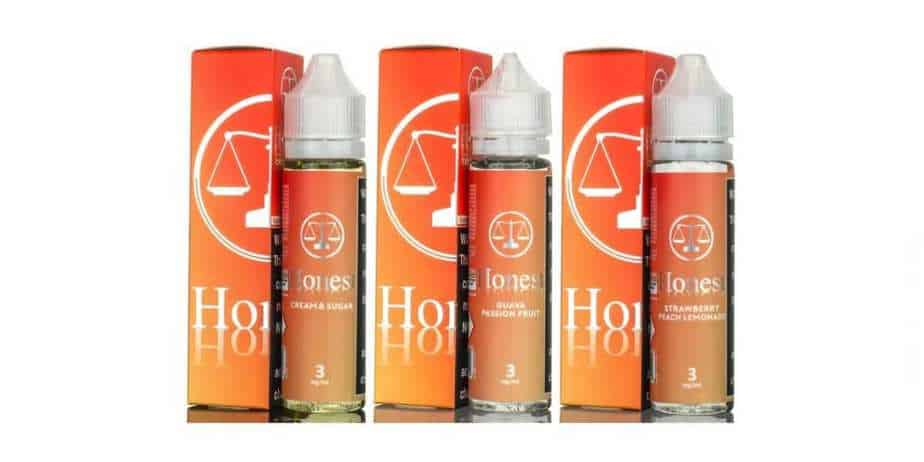 Honest E-Juice Bundle 180ml