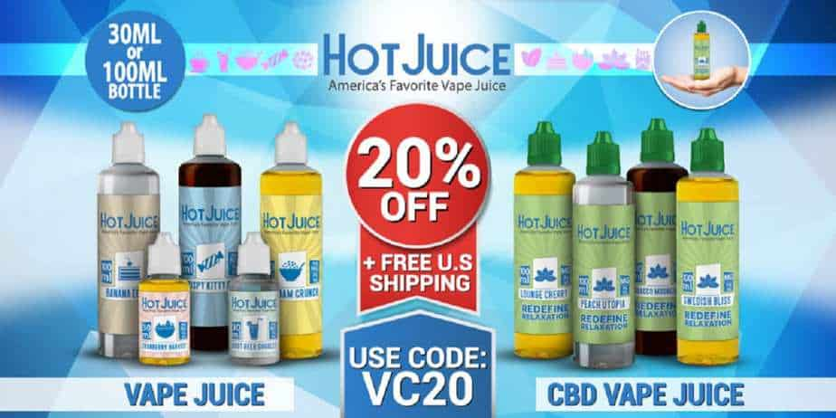 Hot Juice VC Exclusive Deal