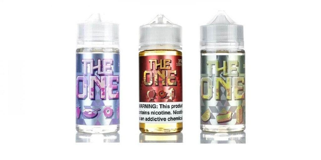 The One E-Liquid Sale 100ml