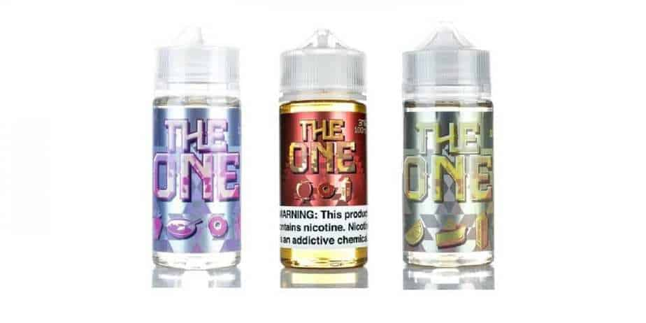 The One E-Liquid Sale 100ml