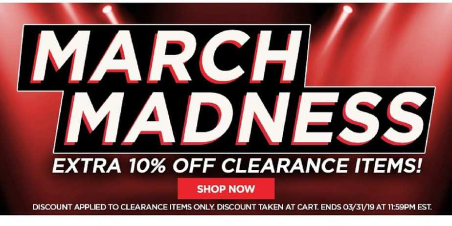 Direct Vapor March Madness Sale