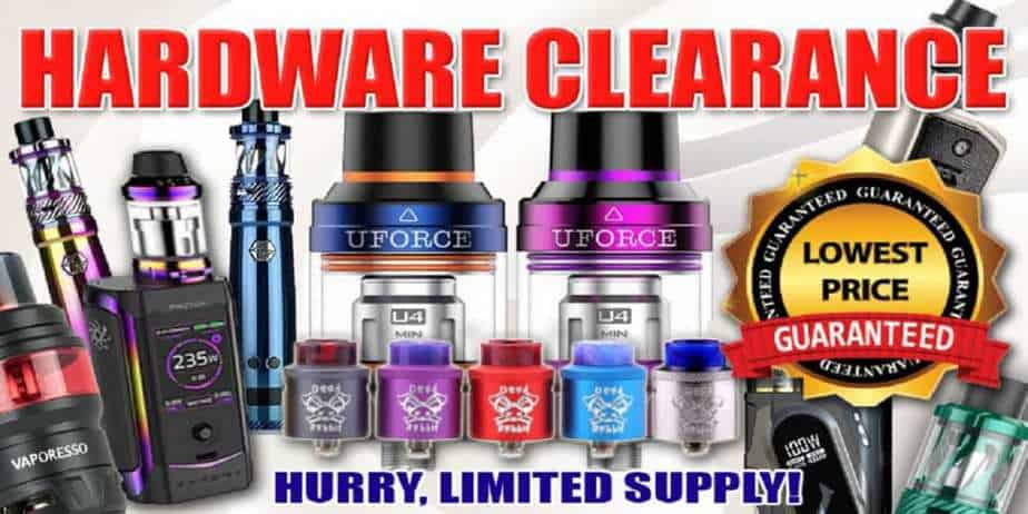 EJuice Connect Hardware Clearance Sale (March 2019)