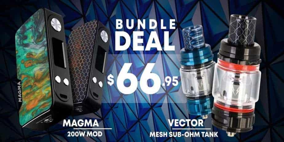 EightVape Bundle Sale (famovape)