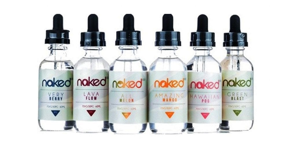 Naked 100 E-Liquid Sale