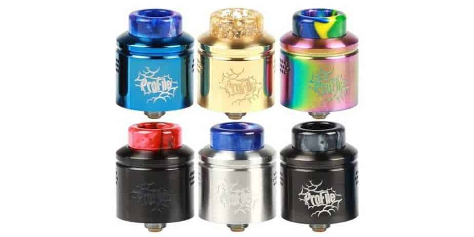 best rdas on the market