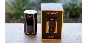 Voopoo x217 review