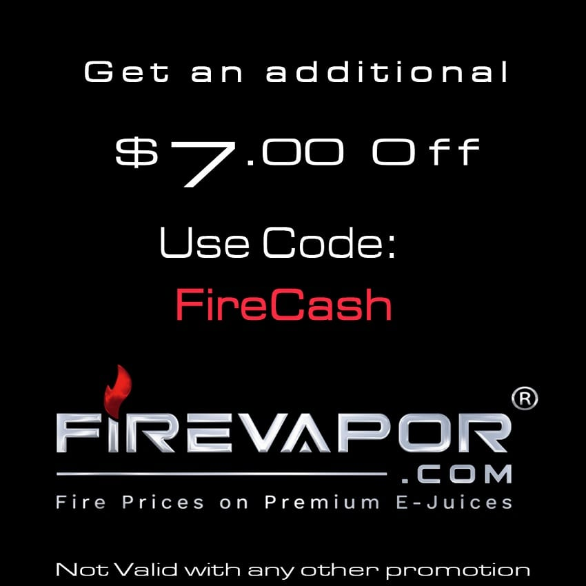 Fire Vapor FireCash