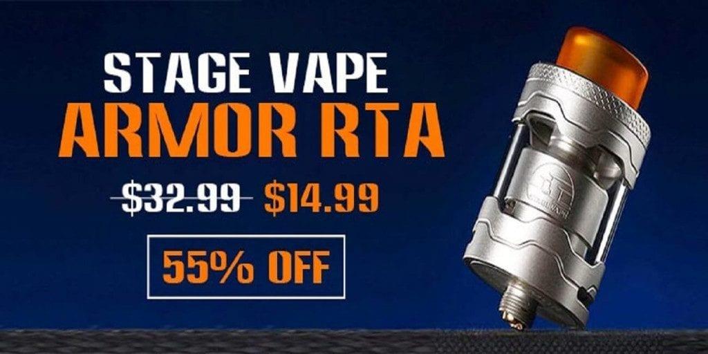 Stage Vape Armor RTA