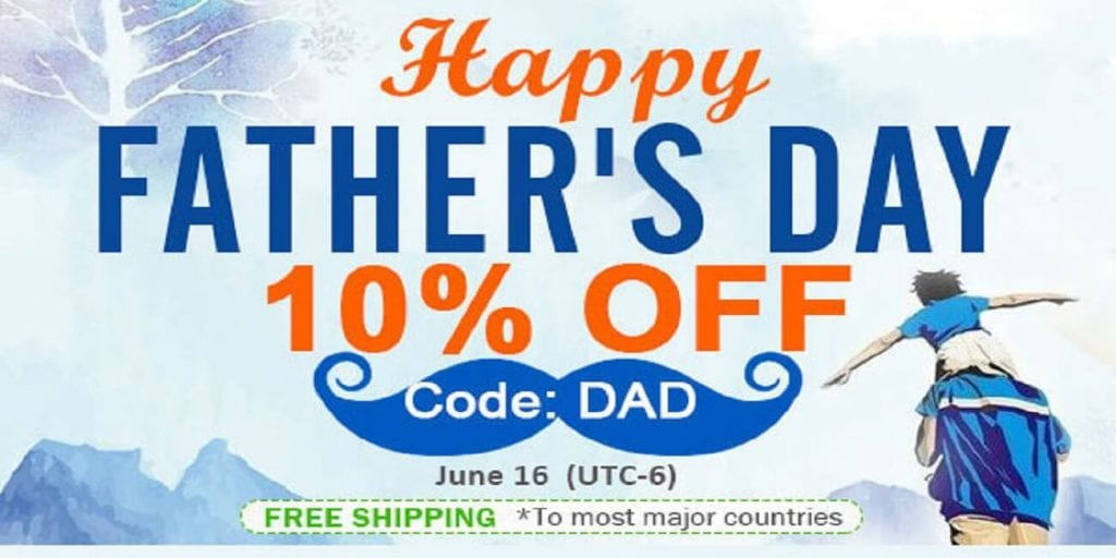 Fasttech fathers day sale