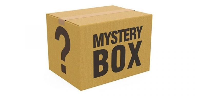 EJuice Connect Mystery Box