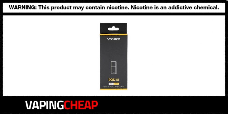 VooPoo Drag Nano Replacement Pod