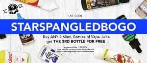 EightVape July 4th Sale