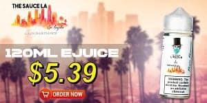 The Sauce LA July 4th Sale