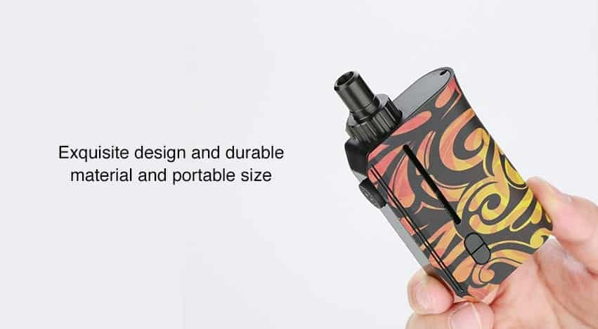 Squid Industries Squad W Pod Kit on What Are Some Advanced Battery Basics For Beginners