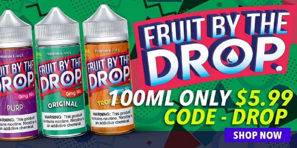 Fruit By The Drop EJuice