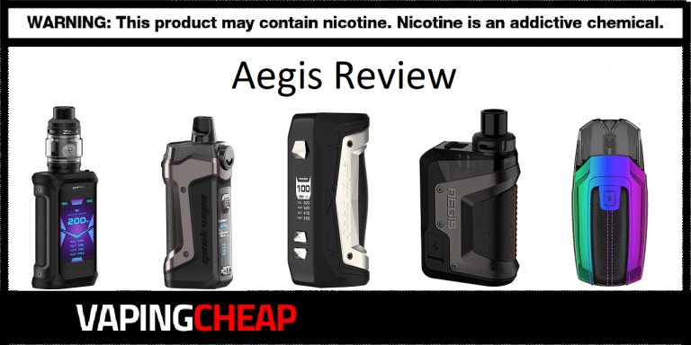 Aegis Review