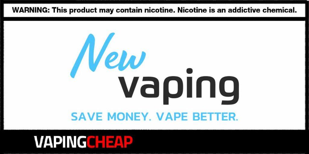 NewVaping.com Discount Code