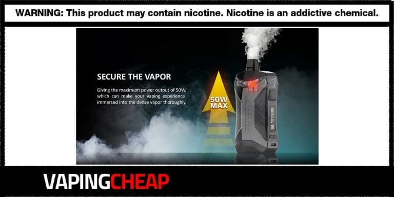 Vaporesso Xiron Preview